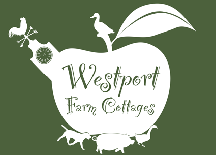 Westport, Somerset holiday cottages and farm holiday accommodation, sleeps 2, 3, 4