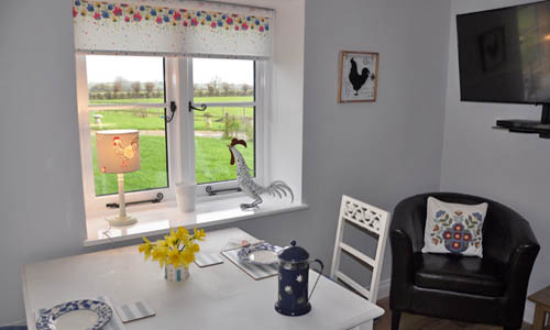 Somerset holiday cottage, sleeps 4, Rookley